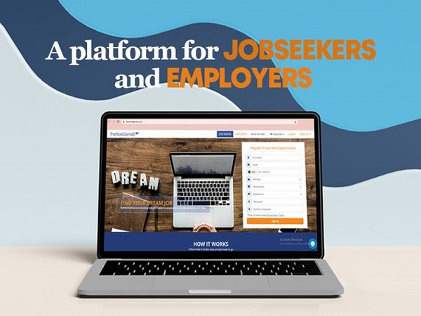 A Platform For Jobseekers & Employees.