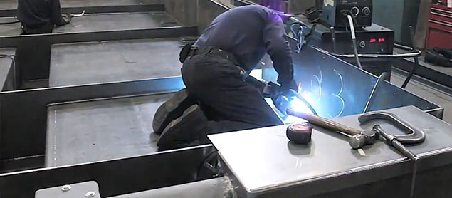 An Image Representing The Concept Of Points To Note Before Selecting A Metal Fabricator